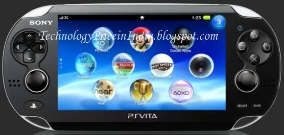 Sony-PS-Vita - Shell Technos