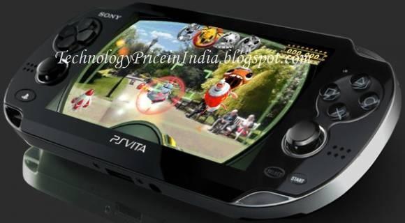 Sony-PSVita- Shell Technos