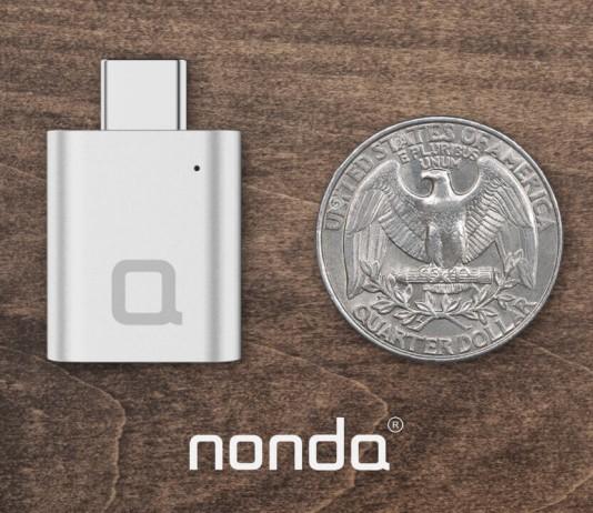USB C to USB 3.0 Mini adapter